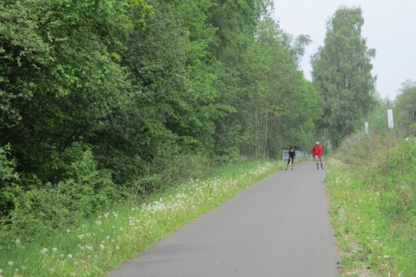 Tuchlovice – cyklostezka