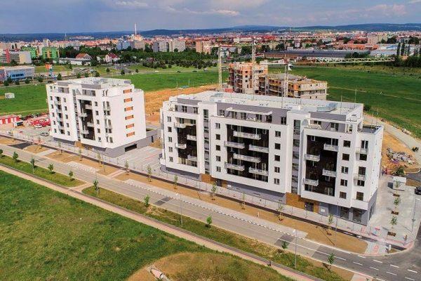 Plzeň – BD Zelený trojúhelník