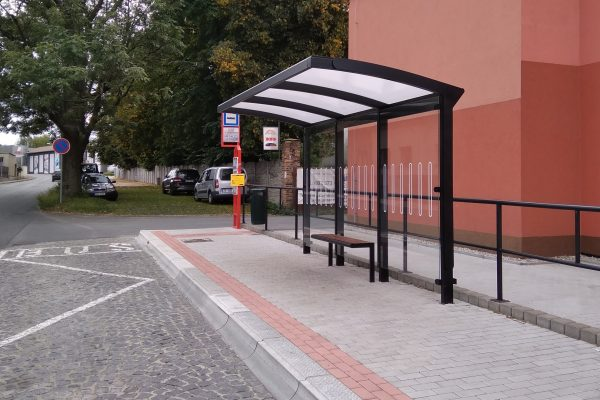 Čakovice – Zastávka u nádraží